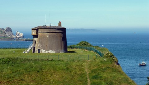 Howth - Martello Tower