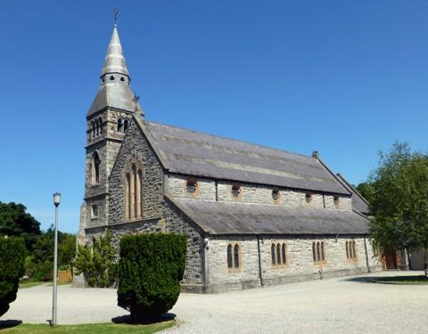 Howth - St Marys Church
