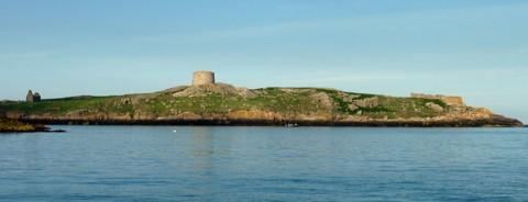 Ankerplatz - Dalkey Insel