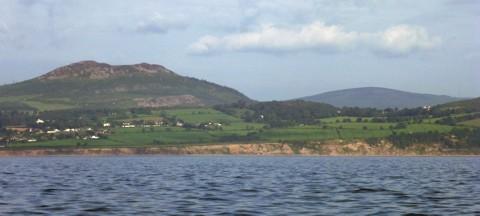 Segeln Irland - südlich vor Dublin