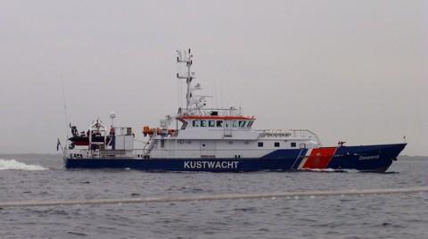 holländische Küstenwache