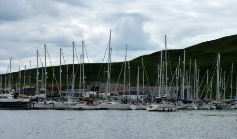 Oban Marina (Schottland)
