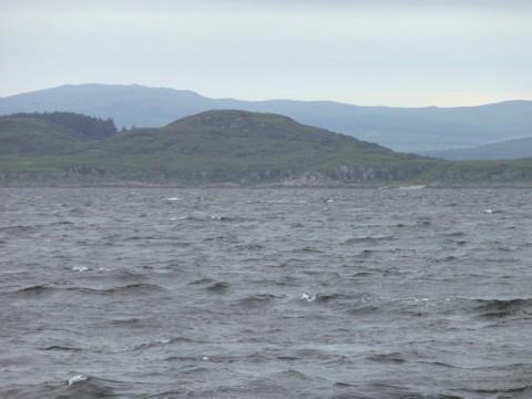 Sound of Jura, Schottland