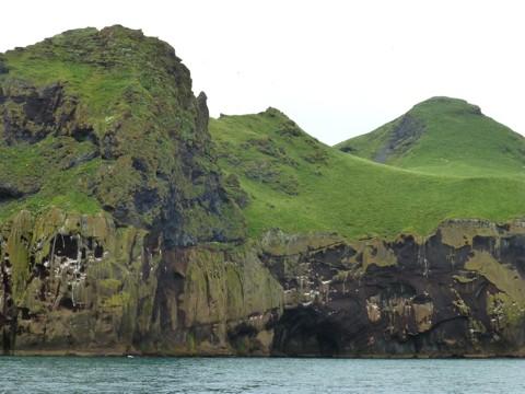 Westmännerinseln - Island