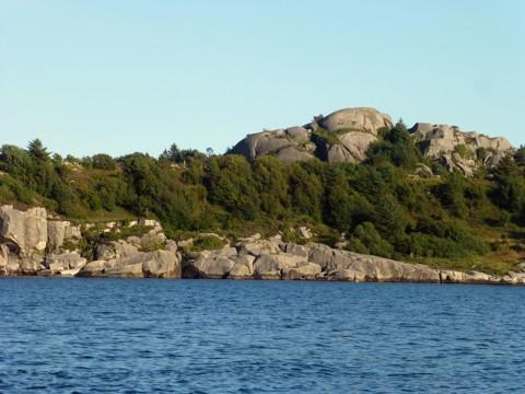 Norwegen bei Egersund