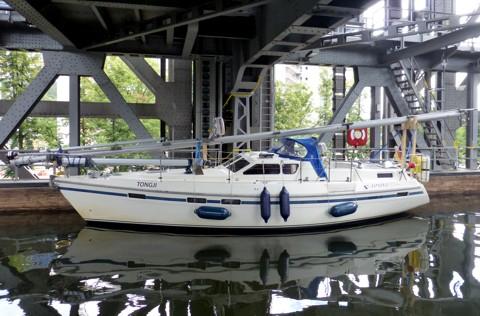 Tongji - Schiffshebewerk Niederfinow