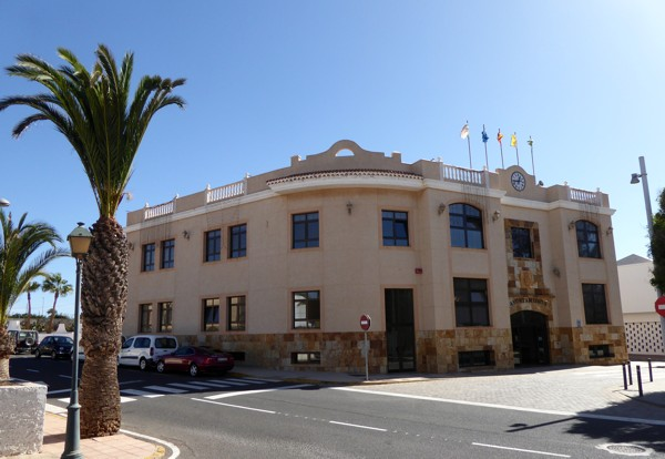 Antigua - Rathaus