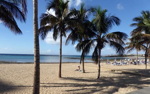 Strand Arrecife