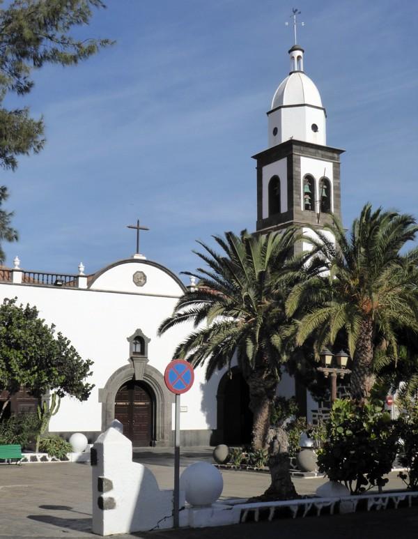 Kirche San Gines