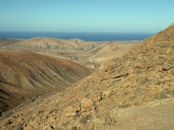 Berge Fuerteventura