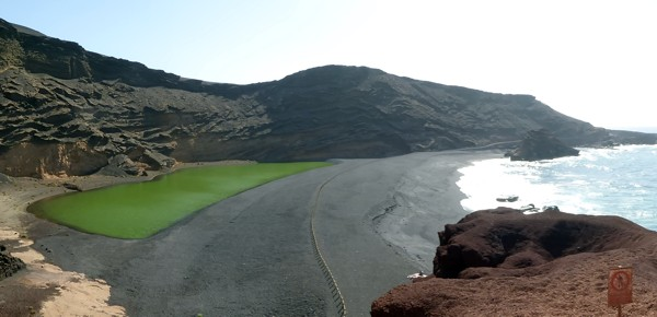 El Golfo Charco Verde