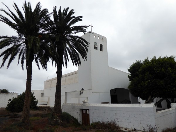 Kirche in Haria