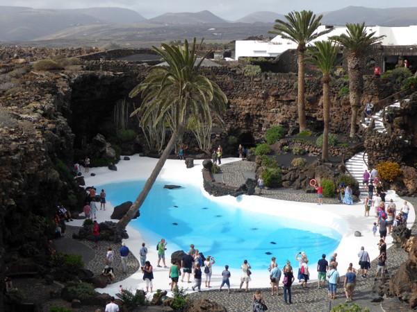 Pool - Jameos del Agua