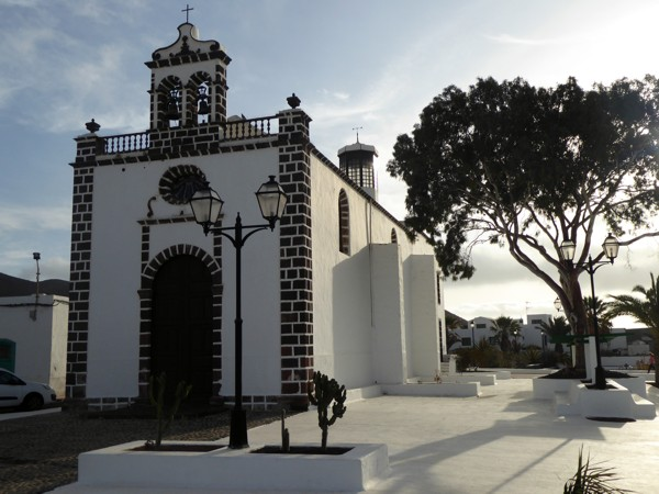 Kirche Guatiza