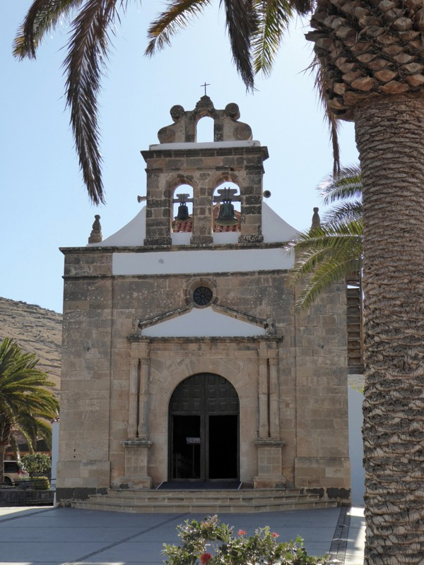 Kirche in Vega de Rio Palmas