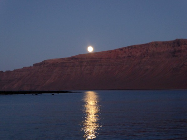 Mond Lanzarote