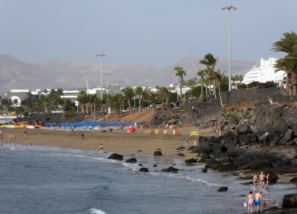 Strand Puerto del Carmen