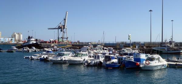 Hafen - Puerto del Rosario