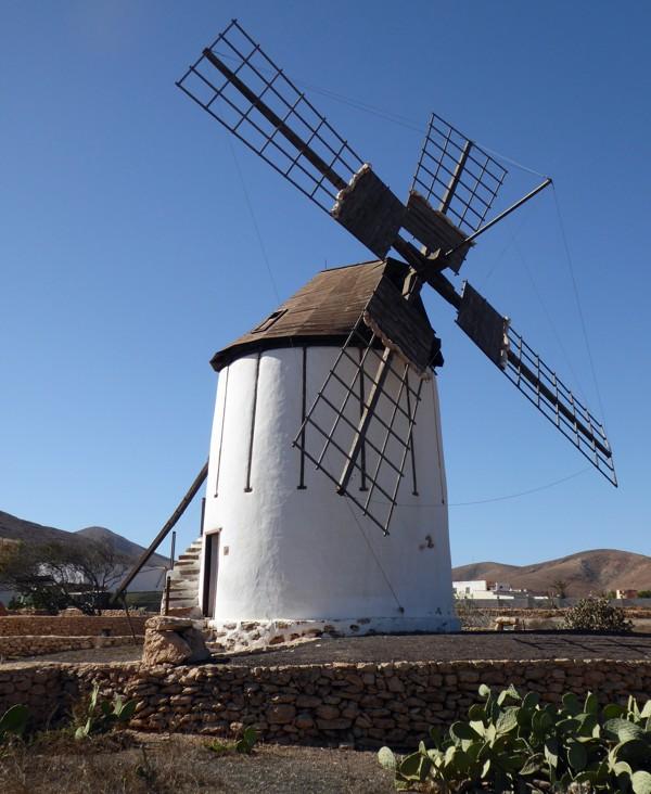 Windmühle Fuerteventura