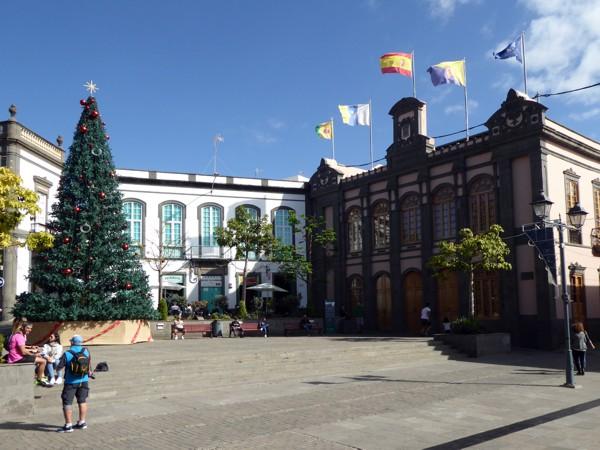 Arucas - Plaza de la Constitucion