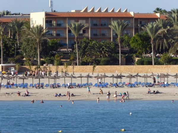 Strand Caleta de Fuste