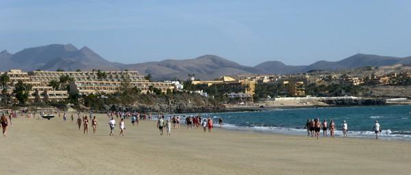 Costa Calma - Playa de Jandia