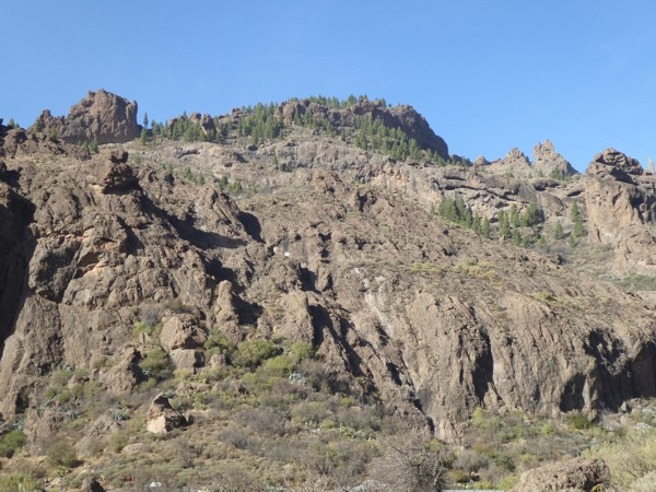 Berge - Gran Canaria