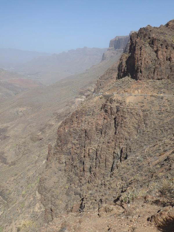 Inselinnere Gran Canaria