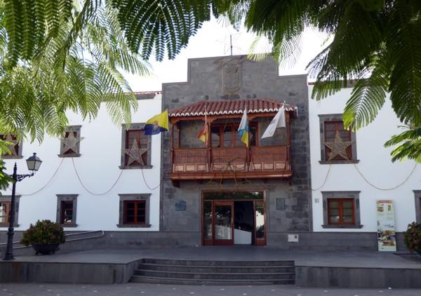 Rathaus - San Bartolomé de Tirajana - Tunte