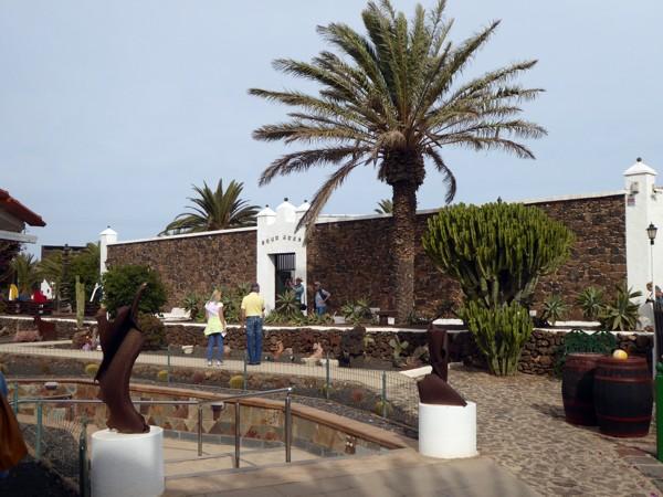 La Oliva - Arte Canario - Zentrum für Kanarische Kunst