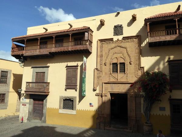 Las Palmas - Casa de Colon