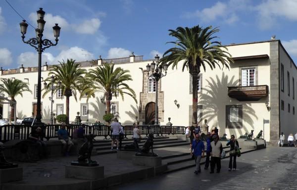 Las Palmas - Palacio Episcopal