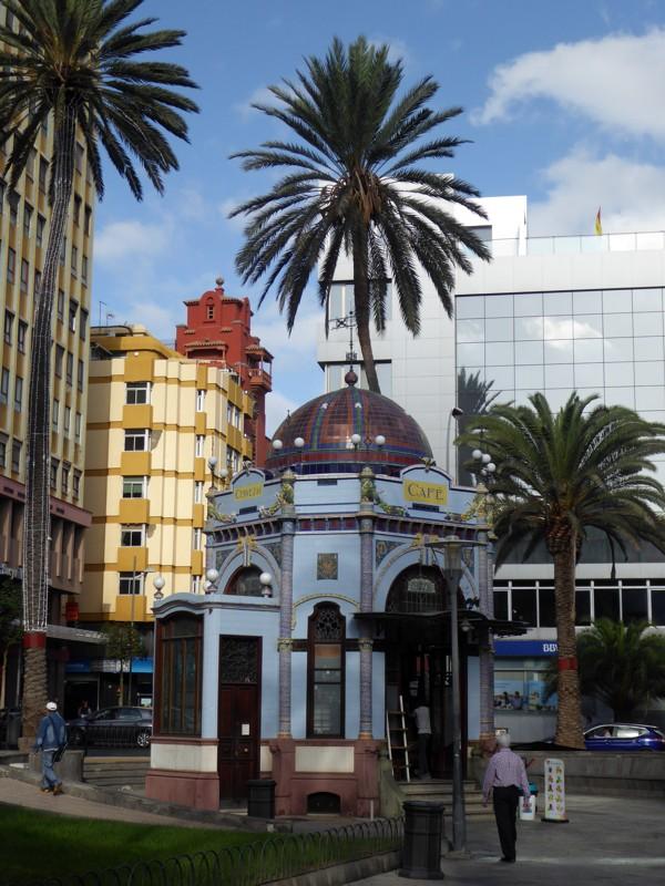 Las Palmas - Park San Telmo