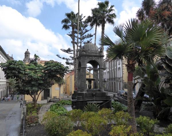 Las Palmas - Plaza Espiritu Santo