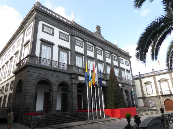 Las Palmas - Rathaus