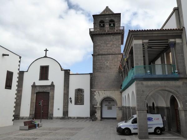 Las Palmas - Plaza Iglesia San Agustin