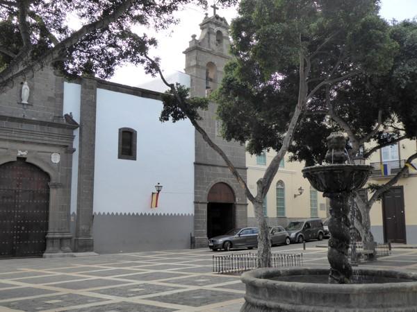 Las Palmas - Plaza Santo Domingo