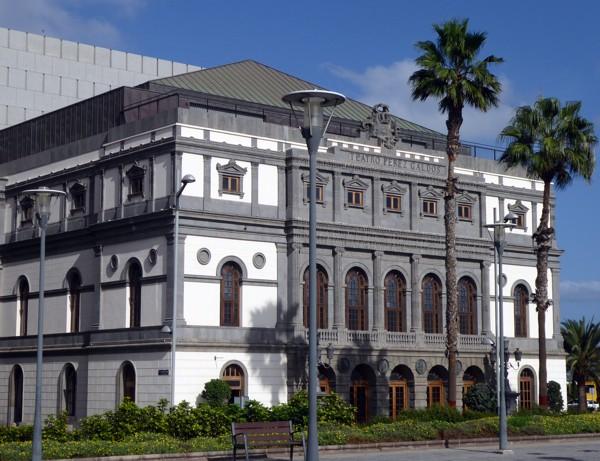 Las Palmas - Theater Perez Galdos