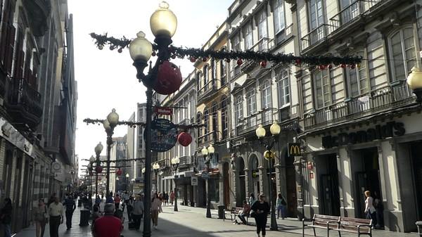Las Palmas - Calle Mayor de Triana