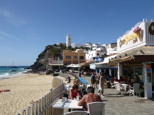 Morro Jable - Promenade