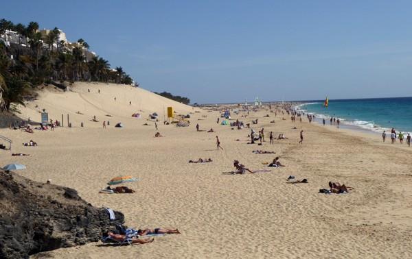 Morro Jable - Strand