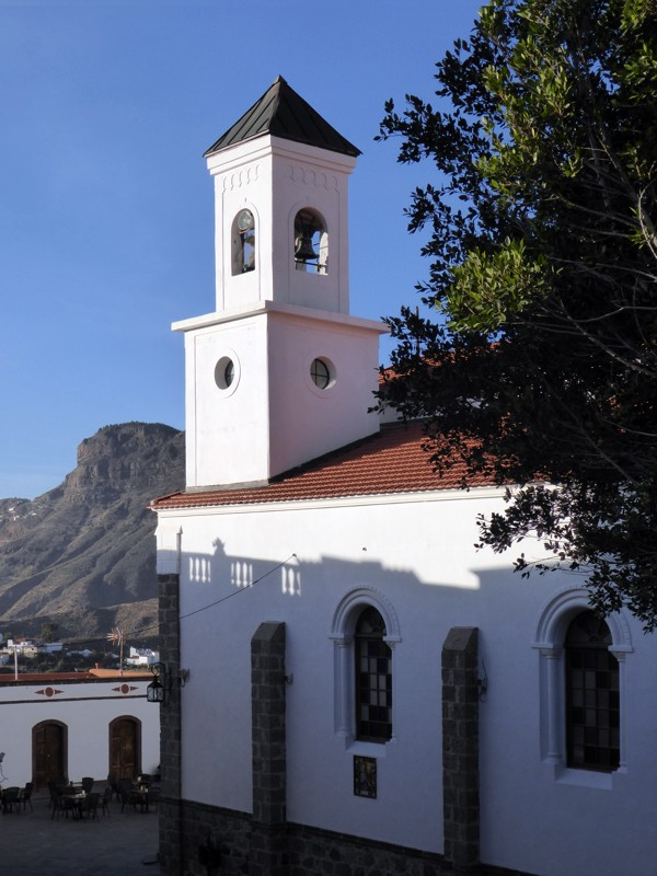 Kirche Tejeda