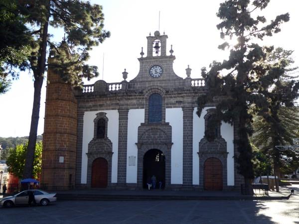Basilika in Teror
