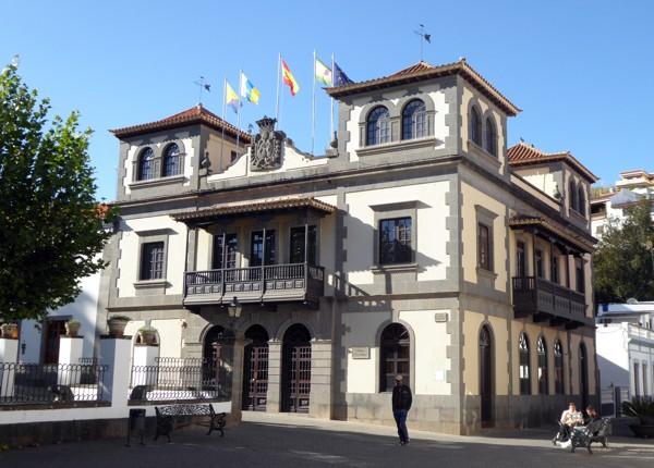 Casa Consistorial - Stadtverwaltung