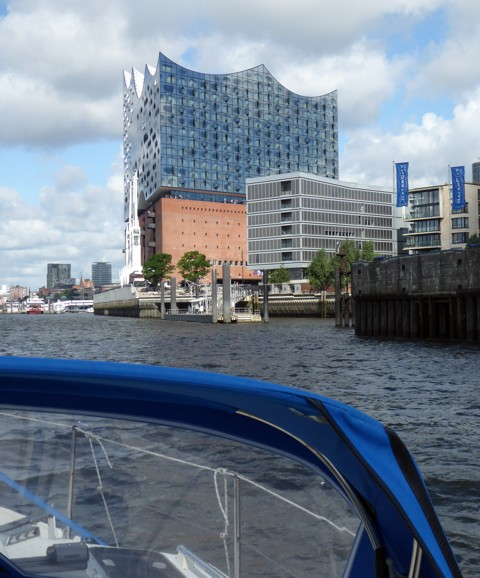 Tongji in Hamburg