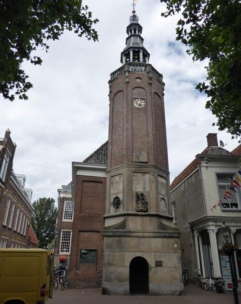 Harlingen Rathausturm