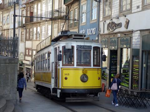 Porto Straßenbahn