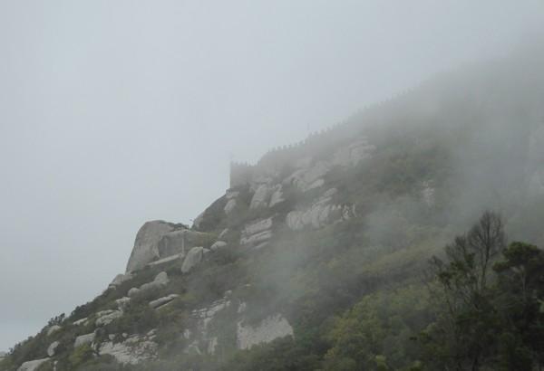 Maurenburg Nebel