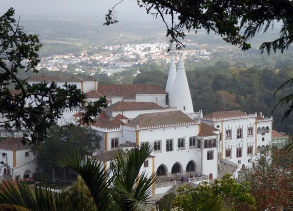 Sintra Nationalschloss