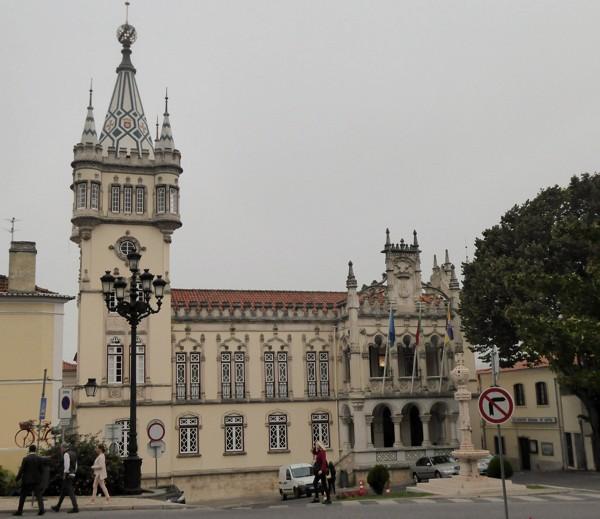 Sintra Rathaus